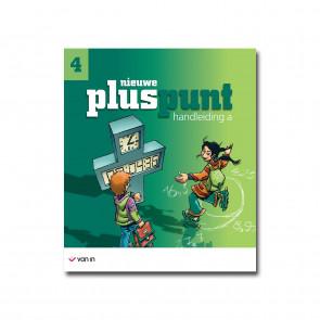 Nieuwe Pluspunt 4 - handleiding A - Pack