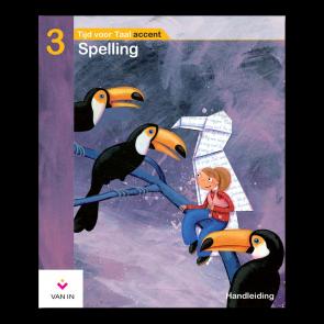 TvT accent - Spelling 3 - handleiding - Pack