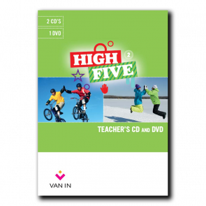 High Five 2 Teacher's guide