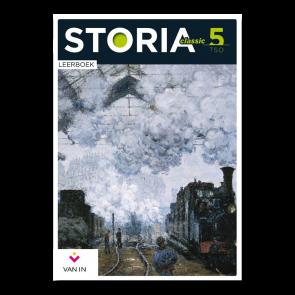 STORIA classic 5 tso Leerboek (incl. BZL-bundel digitaal)