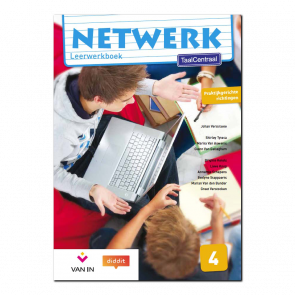 Netwerk TaalCentraal 4 Leerwerkboek (praktisch) Comfort PLUS pack