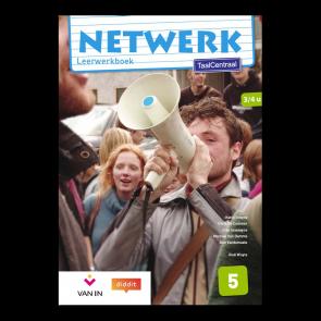 Netwerk TaalCentraal 5 Leerwerkboek (3/4u)