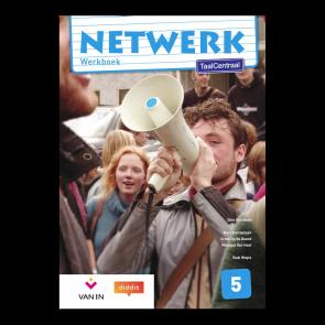 Netwerk TaalCentraal 5 Werkboek (4u)