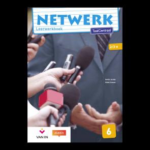 Netwerk TaalCentraal 6 Leerwerkboek (2/3u) Comfort Pack