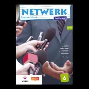 Netwerk TaalCentraal 6 Leerwerkboek (3/4u)