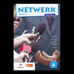 Netwerk TaalCentraal 6 Werkboek (4u)