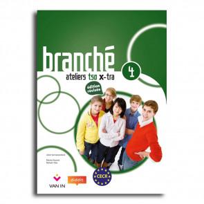 Branché 4 TSO - Edition Révisée Ateliers X-tra - leerwerkboek
