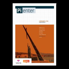 Pienter 3 tso Leerwerkschrift leerplan AB deel 2 (nieuwe editie 2017)