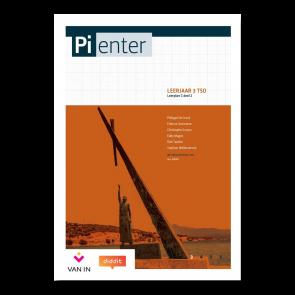 Pienter 3 tso Leerwerkschrift leerplan C deel 2 (nieuwe editie 2017)