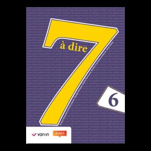 7 à dire 6 Leerwerkboek