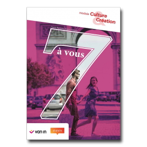 7 à vous 5 Culture et Création Comfort Pack