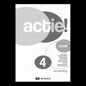 Actie! 4 Retail Handleiding