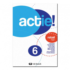 Actie! 6 Retail major Leerboek