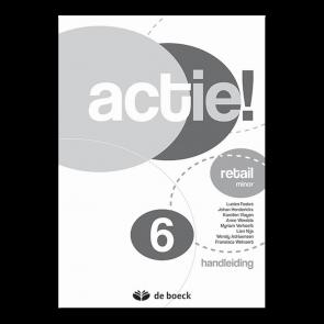 Actie! 6 Retail minor Handleiding