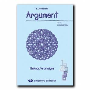 Argument 5-6 Handleiding Beknopte analyse