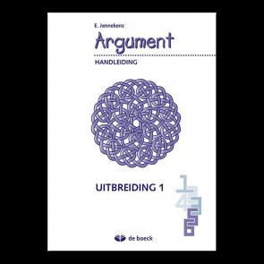 Argument 5-6 Handleiding uitbreiding 1