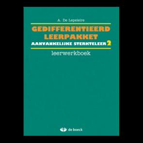 Gedifferentieerd leerpakket aanvankelijke sterkteleer 2 - leerwerkboek