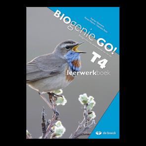 BIOgenie GO!-T 4 Leerwerkboek