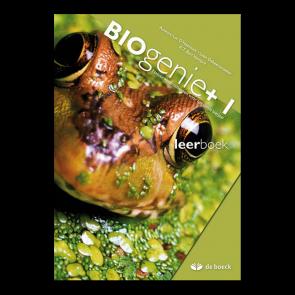 BIOgenie+ 1 - leerboek