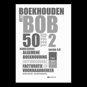 Boekhouden met BOB 50 deel 2 - handleiding