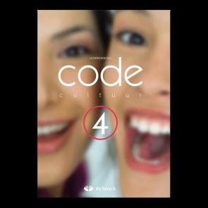 Code Cultuurwetenschappen 4 - leerwerkboek