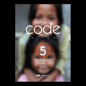 Code Cultuurwetenschappen 5 (VO) - handleiding
