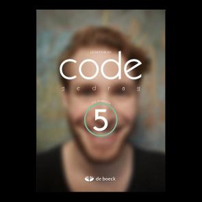 Code Gedragswetenschappen 5 (VO) - leerwerkboek