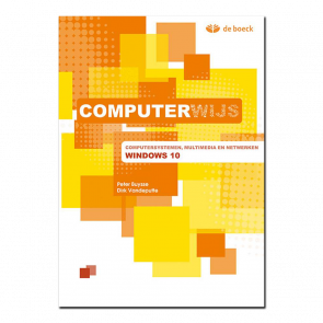Computerwijs Computersystemen, multimedia en netwerken Windows 10 - leerwerkboek