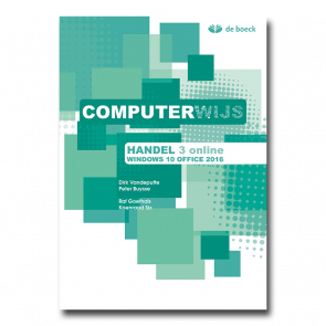 Computerwijs Handel 3 Leerboek Windows 10 / Office 2016 online