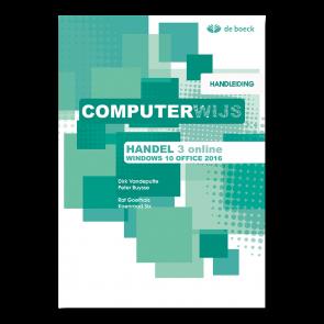 Computerwijs Handel 3 Handleiding Windows 10 / Office 2016 online