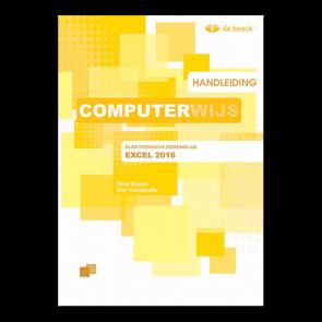 Computerwijs Handleiding Excel 2016
