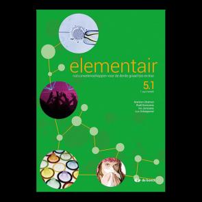 Elementair 5.1 Leerwerkboek (handelsrichtingen)