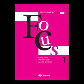 Focus 1 Leerwerkboek
