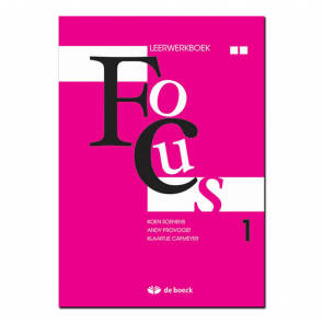 Focus 1 Leerwerkboek Comfort Pack
