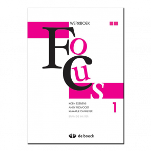 Focus 1 Werkboek Comfort PLUS Pack