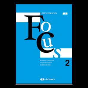 Focus 2 Leerwerkboek Comfort Pack
