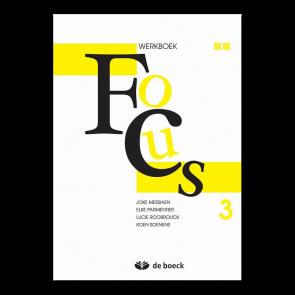 Focus 3 aso Werkboek (nieuwe editie)
