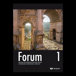 Forum 1 Leerwerkboek