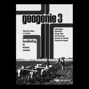 Geogenie 3 Handleiding bij leerboek en werkboek
