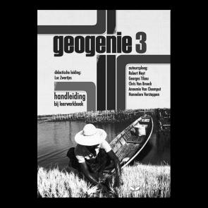 Geogenie 3 Handleiding bij het leerwerkboek
