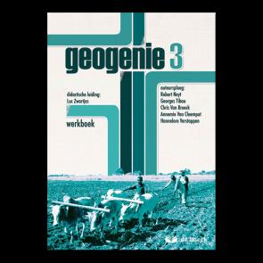 Geogenie 3 Werkboek