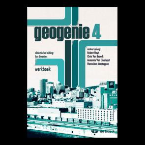 Geogenie 4 Werkboek