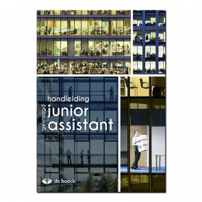 Gevraagd: junior assistant - handleiding