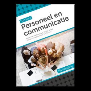 Handelvijf - Personeel en communicatie - handleiding