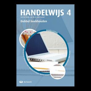 Handelwijs 4 Handleiding (Boekhouden)