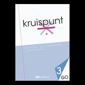 Kruispunt 3 Leerwerkboek basis meetkunde (GO!)