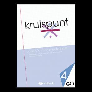 Kruispunt 4 Leerwerkboek basis meetkunde (GO!)
