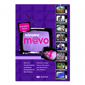 Nieuwe mavo 4 Leerwerkboek