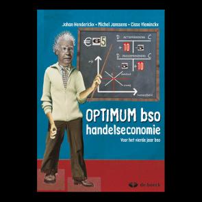 Optimum Handelseconomie bso 4 Leerwerkboek