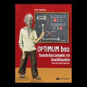 Optimum Handelseconomie-boekhouden bso 3 Leerwerkboek
